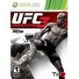 Jogo Ufc Undisputed 3 Ufc 3 Para Xbox 360 Pelo Menor Preço