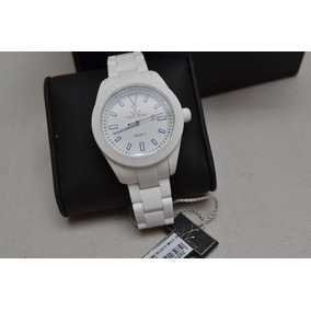 Reloj Toy Watch Blanco Correas Suaves Silicon