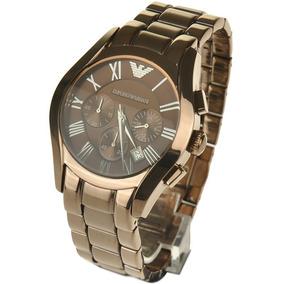 3584c01f7cf Armani Ceramica Masculino Emporio - Relógios De Pulso no Mercado ...