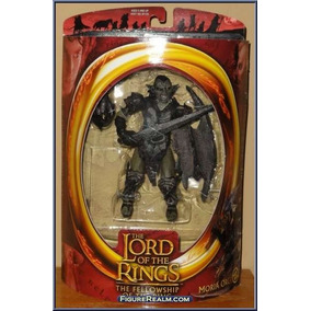 Senhor Aneis Lord Of The Rings Moria Orc Toy Biz Filme Novo