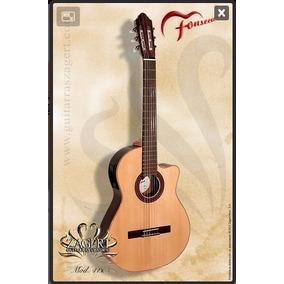 Guitarra Electroacustica Fonseca 41kec 1/2 Caja Nyloncriolla