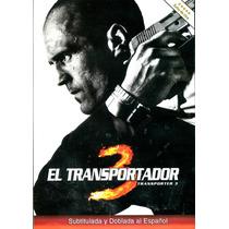 Dvd Transportador 3 ( Transporter 3 ) 2008 - Olivier Megaton