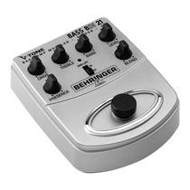 Pedal De Efeitos Behringer Bdi21 Simulador Directbox Ativo P