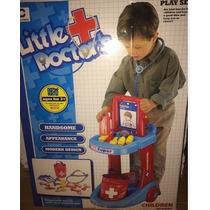 Set De Primeros Auxilios Pequeño Doctor Para Niños Juguete!!