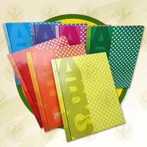 Cuaderno Abc Rivadavia T/ Dura Lunares/rayado 5 X 4 Matader
