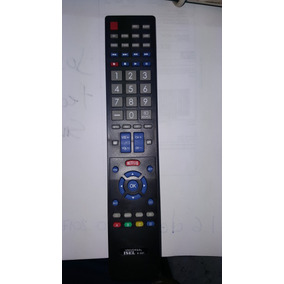 Control Ekt , Elektra Universal Pantallas Boton De Netflix
