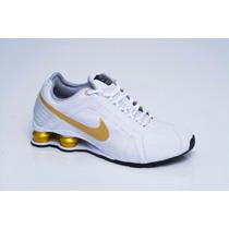 Tênis Nike Shox Junior Masculino Original Frete Grátis