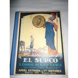 Libro Lectura El Surco Año 1934