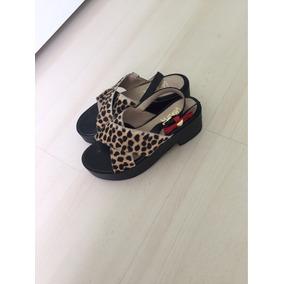 Zapatos Cuero Mishka Veroalfie Talle 38