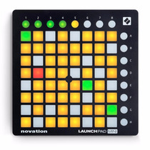 Novation Launchpad Mini . Controlador Midi Ableton . Loja !