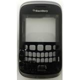 Carcasa Blackberry 9320 Backcover Bisel Mica Nueva