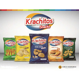 Picadita!, Papas, Palitos, Picadita De Krachitos