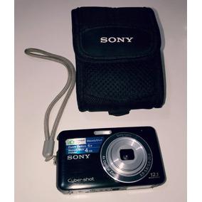 Câmera Digital Sony Cybershot 12mp + Kit Completíssimo!
