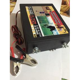 Energizador Cerco Electrico 45km Pulsador 110v Accesorios