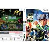 Ben10 Ultimate Alien Cosmic Destruction - Wii