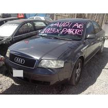 Audi A6, Refacciones, Autopartes, Desarmo, Por Partes.