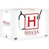 House - A Série Completa (lacrado) - Com 46 Dvds