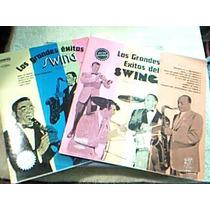 Lp Grandes Exitos Swing Vol. 1 Y 2 - Orq. Hotel Statler N.y.