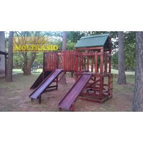 Juegos De Madera Para Parques Infantiles - Juegos de Aire Libre y ...