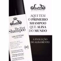 Shampoo Alisante Sweet Hair Fracionado 500ml + Brinde+ Fre