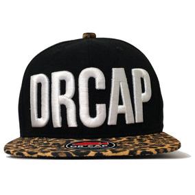 Bonés Snapback Onça Drcap Leopard Regulador Plastica Oncinha