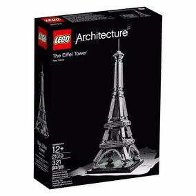 Lego Architecture 21019 Eiffel Tower Listo P Envio/entrega