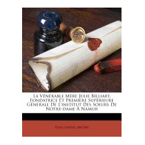 Libro V N Rable M Re Julie Billiart,, Clair Charles 1835-189