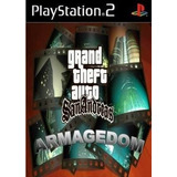 Gta San Andreas Armageddon Ps2 Patch Frete Unico