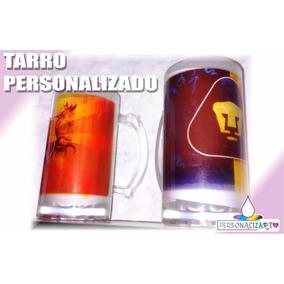 Tarro Cervecero Sublimado Personalizado. Imagen, Logo, Foto.