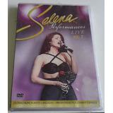 Selena Performances Live Vol 2 2011 Dvd Made Mexico Bvf