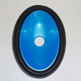 Cone Para Alto-falantes 6x9 - Cone Com Borda De Borracha