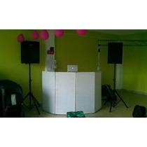 Renta De Equipo De Sonido Dj,karaoke Y Algo Mas......