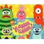 Kit Imprimible Yo Gabba Gabba Cotillon + Candy Imprimible