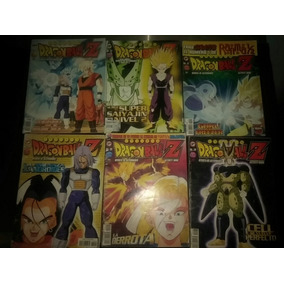 Lote Dragon Ball Z Revista De Actividades