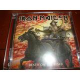 Subasta Iron Maiden 2 Cd Death On The Road Sellado Importado
