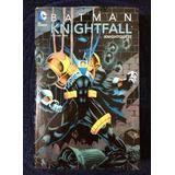 Batman Knightfall: Knightquest # 2 (tpb) (con Dvd Deathnote