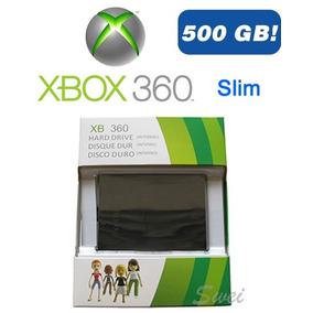 Disco Duro Xbox 360 Slim 500 Gb Tecnel