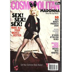 Revista Cosmopolitan: Madonna / Brittany Snow (maio De 2015)