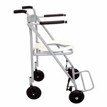Cadeira De Rodas Para Banho Dobrável - Compacta - Cds