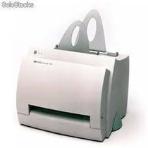 Impresora Hp Laserjet 1100 (seminueva-c/cartucho)