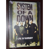 Dvd System Of A Down Live In Germany Lacrado !!!