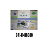 Wii Blanco + Wii Motion Plus + 4 Juegos Originales
