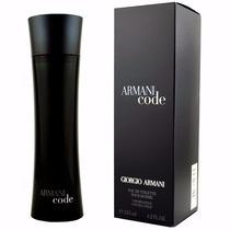 Perfume Armani Code Edt 125 Ml
