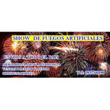 Show De Fuegos Artificiales. Ventas Por Mayor Y Menor