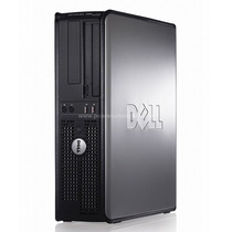 Cpu Dell Intel 2gb Ram Hd 160gb Usb Red Windows 7