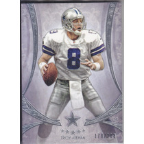 2013 Topps Five Star Thick Troy Aikman Qb Cowboys /208 Cow
