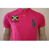 Camisas Por Ralph Lauren Custom Fit Importada Jamaica