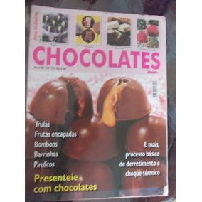 Nova Culinária - Chocolates/trufas/bombons/pirulitos/barrinh
