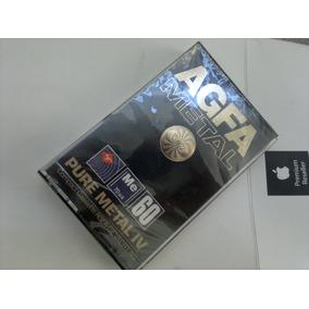 Agfa Cinta De Metal Pure Metal Iv Position Alemanes