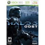 Increible Juego Halo 3 Odst Xbox 360 Ntsc En Español